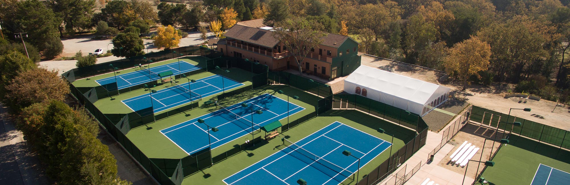 About the Templeton Tennis Ranch