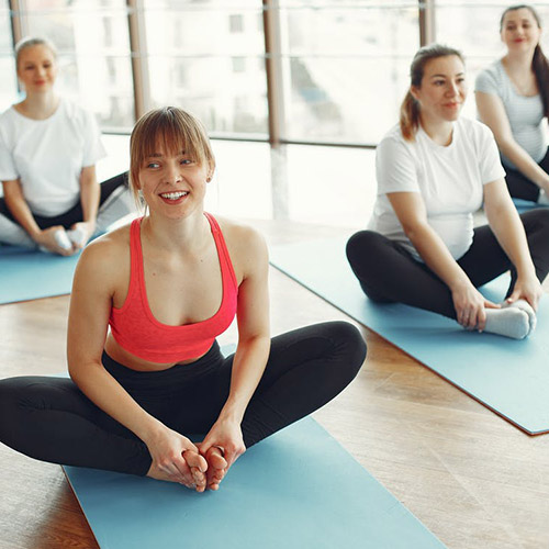 Fitness and Yoga Classes